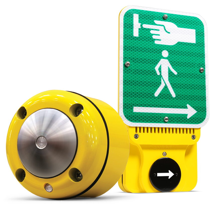 Campbell Company Pedestrian Safety