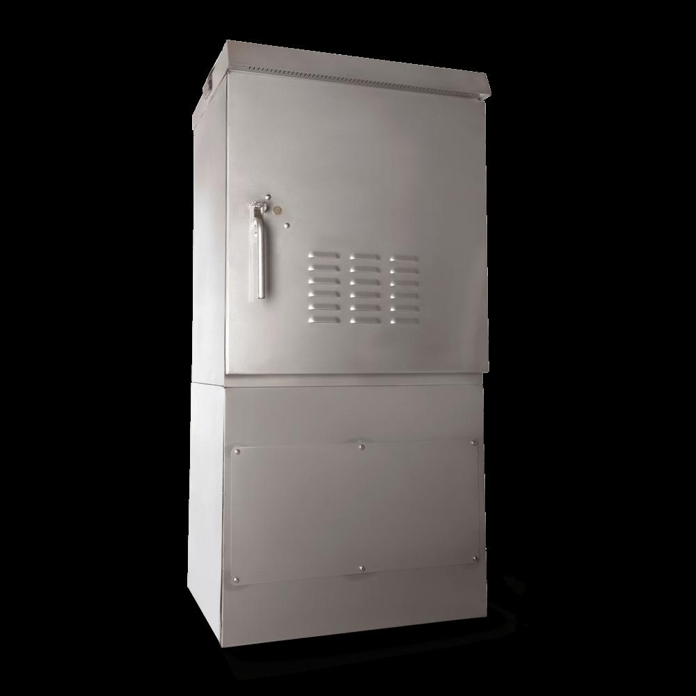 Emergency Power Supply Cabinet - MTQ - Orange Traffic inc.