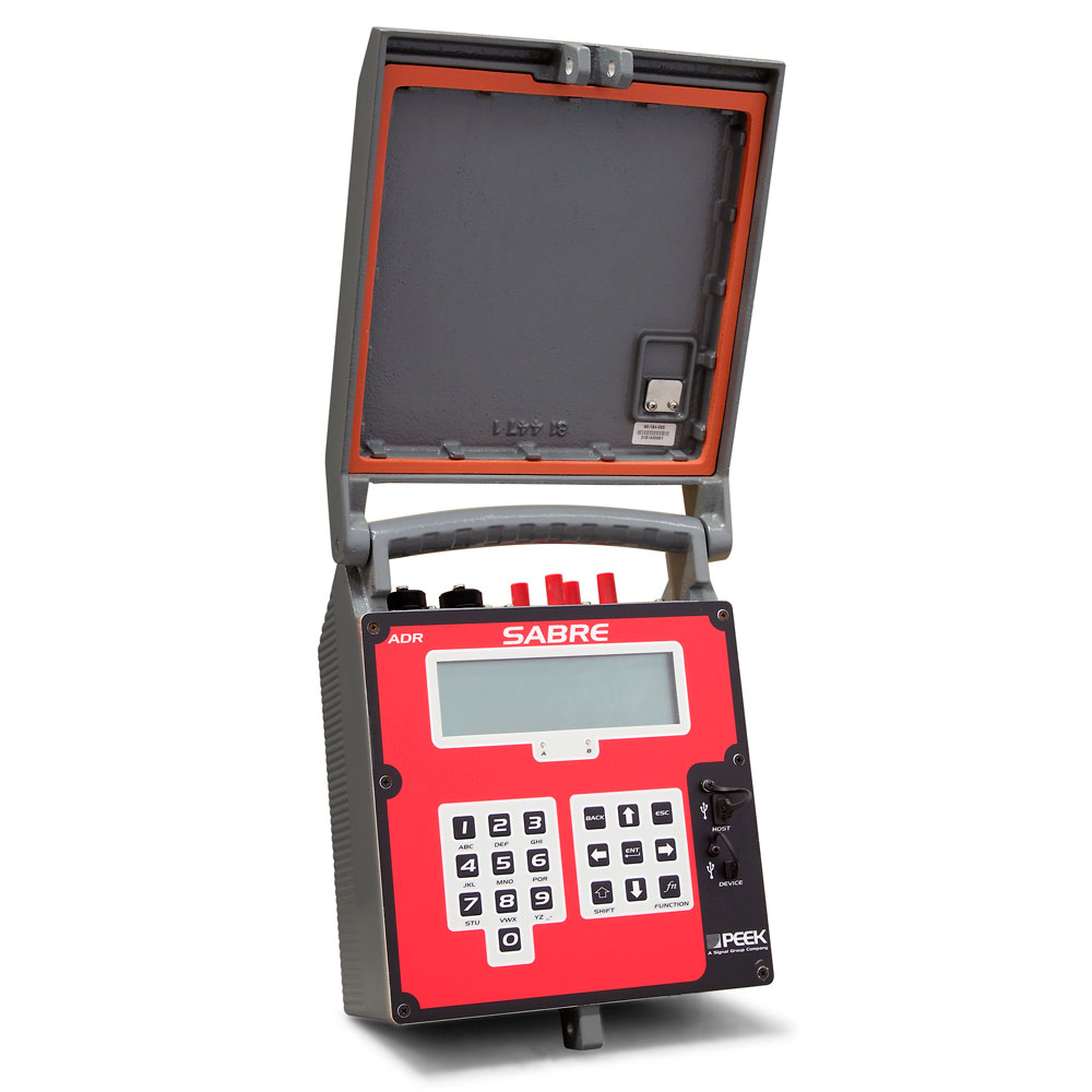 ADR Sabre Portable Traffic Counter