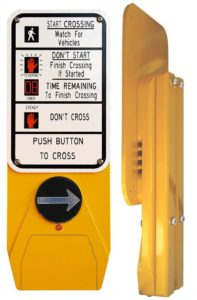 Guardian Pedestrian Push Button