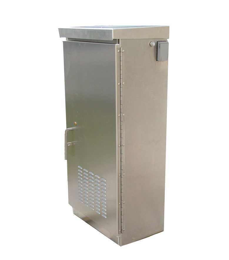 Coffret pour unité d'alimentation d'urgence - UPS