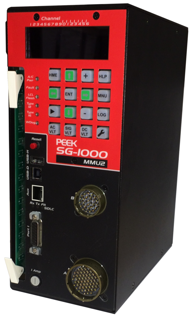 Malfunction Management Unit – SG-1000