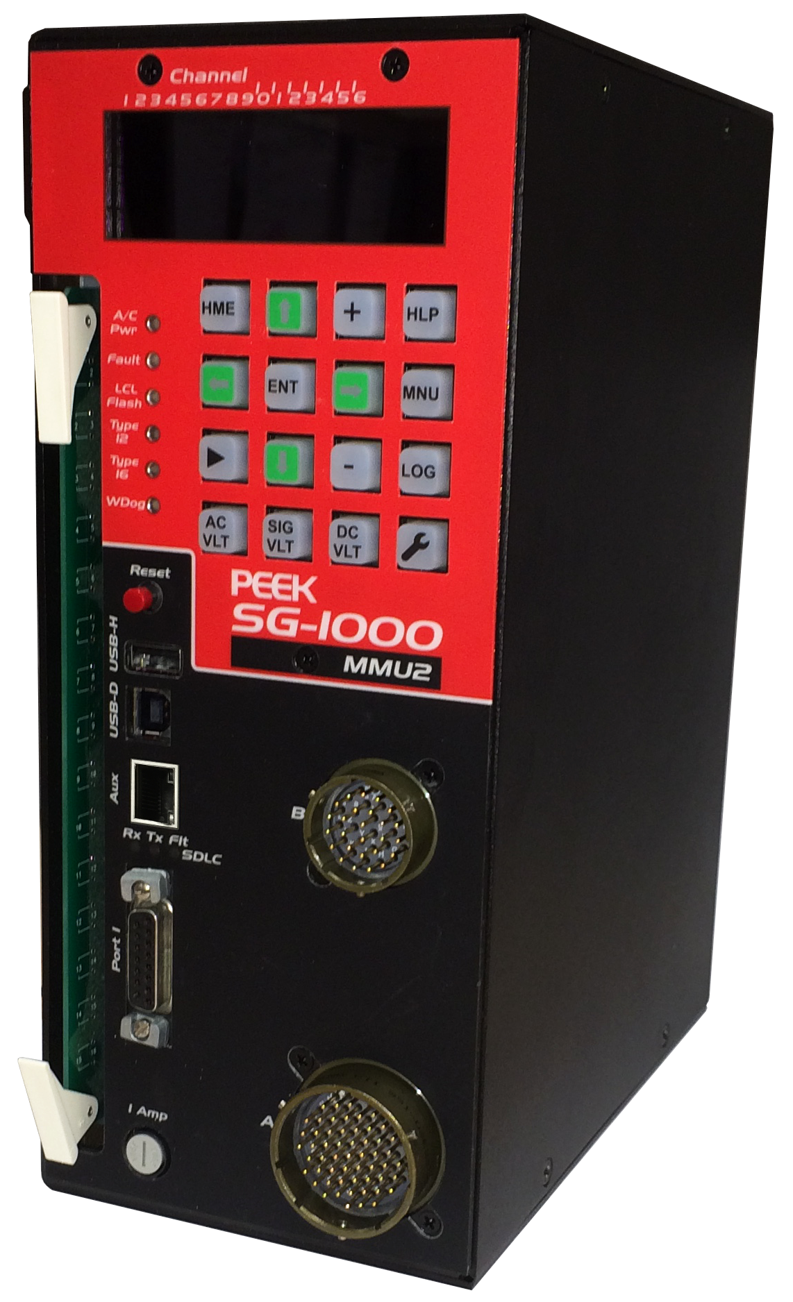 Malfunction Management Unit - SG-1000