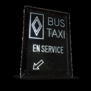 Voie réservée taxis/autobus – LS3648-P250-BUS
