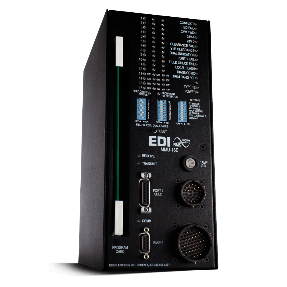 EDI MMU-16E  Malfunction Management Unit