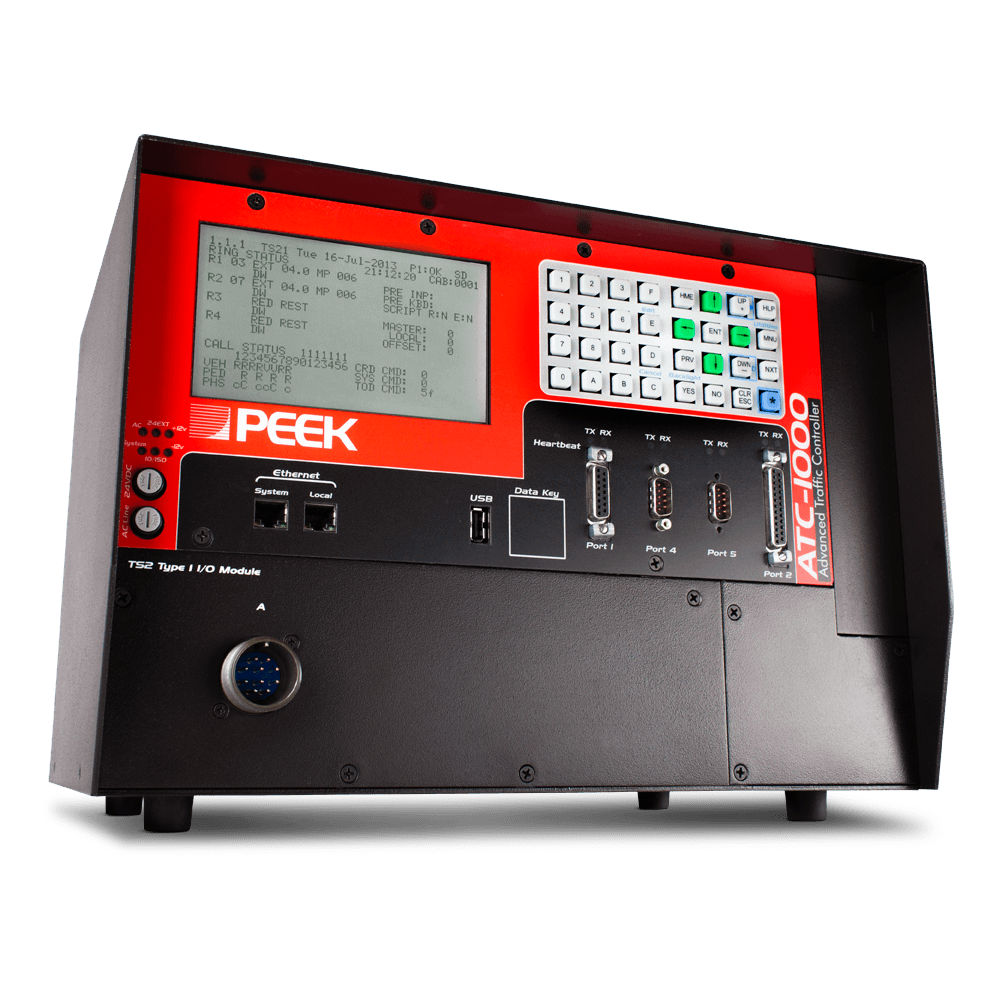 Peek ATC-1000 Advanced Traffic Controller